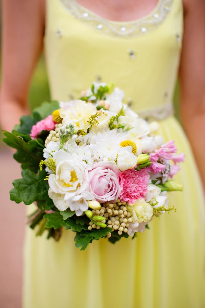 Bridal Party by Affair with George  Florals & Event Styling - 023