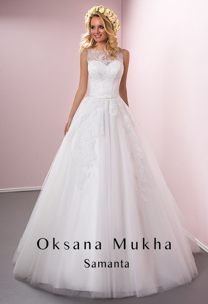 Preview Wedding Collection 2017 by OKSANA MUKHA - 039