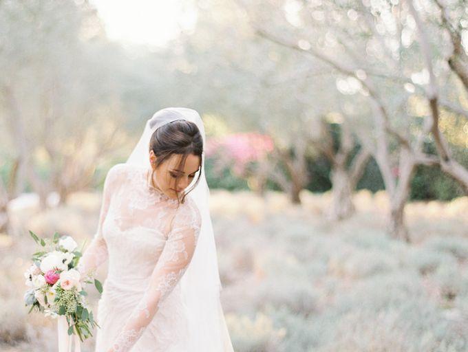 Santa Barbara Ranch Wedding by Mirelle Carmichael - 002