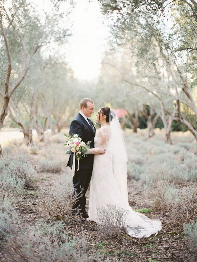 Santa Barbara Ranch Wedding by Mirelle Carmichael - 003