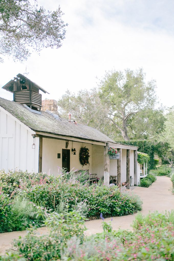 Santa Barbara Ranch Wedding by Mirelle Carmichael - 004