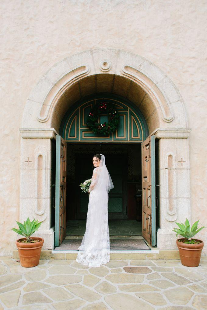 Santa Barbara Ranch Wedding by Mirelle Carmichael - 009