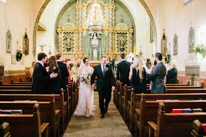 Santa Barbara Ranch Wedding by Mirelle Carmichael - 011