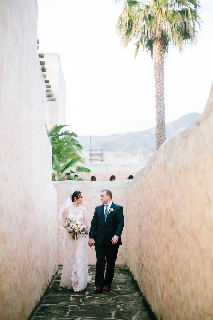Santa Barbara Ranch Wedding by Mirelle Carmichael - 012