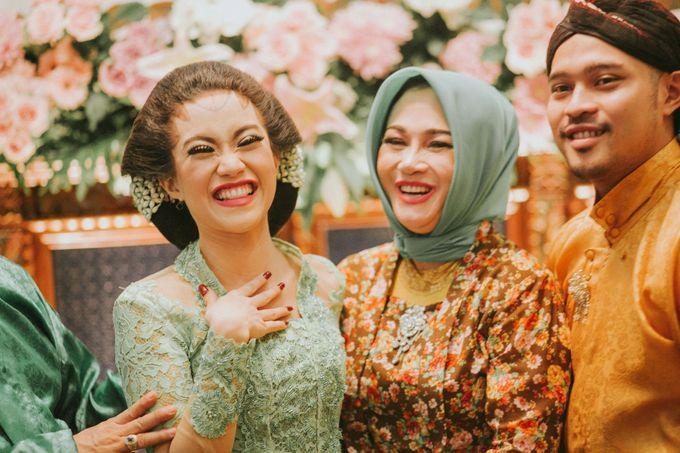 Sampoerna Strategic Wedding - Amitya & Abhi by Antijitters Photo - 046