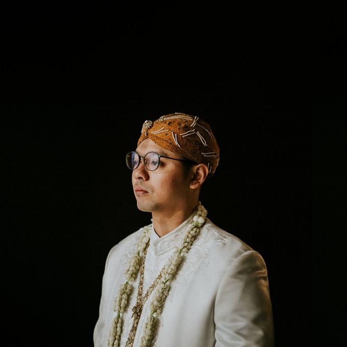 Sampoerna Strategic Wedding - Amitya & Abhi by Antijitters Photo - 038