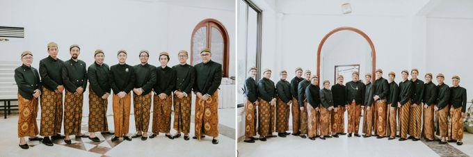 Sampoerna Strategic Wedding - Amitya & Abhi by Antijitters Photo - 030