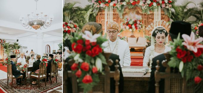 Sampoerna Strategic Wedding - Amitya & Abhi by Antijitters Photo - 024