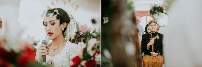 Sampoerna Strategic Wedding - Amitya & Abhi by Antijitters Photo - 022