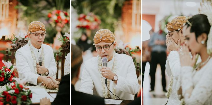 Sampoerna Strategic Wedding - Amitya & Abhi by Antijitters Photo - 021