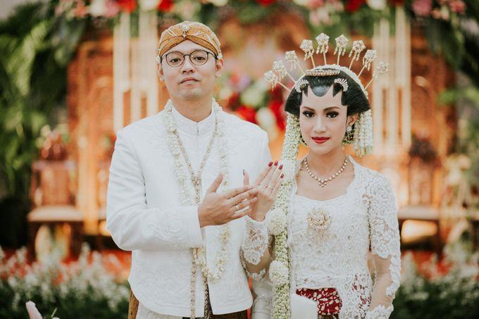 Sampoerna Strategic Wedding - Amitya & Abhi by Antijitters Photo - 017