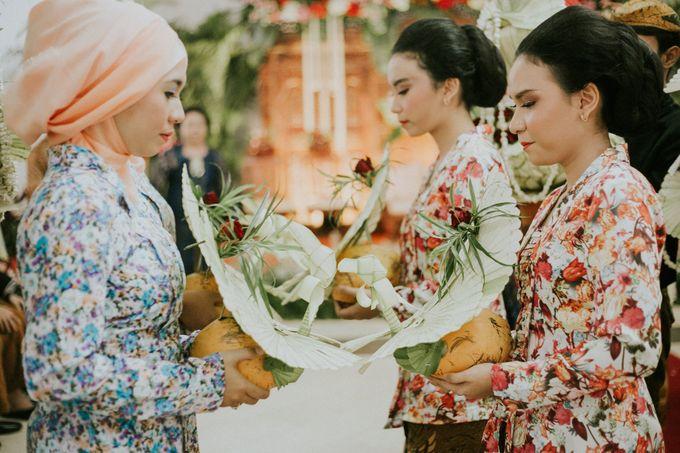 Sampoerna Strategic Wedding - Amitya & Abhi by Antijitters Photo - 016