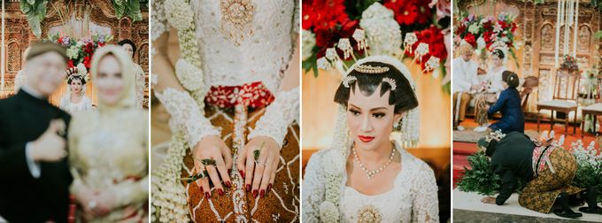 Sampoerna Strategic Wedding - Amitya & Abhi by Antijitters Photo - 015