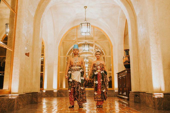 Sampoerna Strategic Wedding - Amitya & Abhi by Antijitters Photo - 003