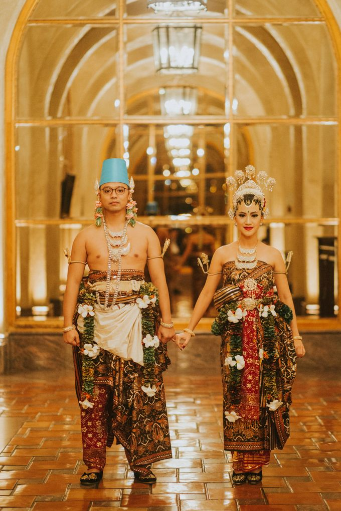 Sampoerna Strategic Wedding - Amitya & Abhi by Antijitters Photo - 002