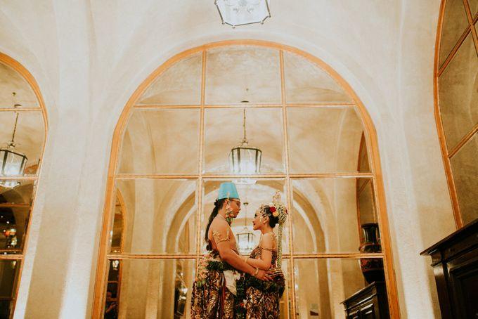 Sampoerna Strategic Wedding - Amitya & Abhi by Antijitters Photo - 001