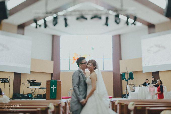Wedding of Derek & Fiona by Rosette Designs & Co - 001