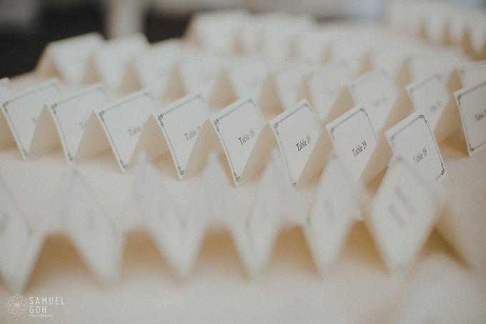 Wedding of Derek & Fiona by Rosette Designs & Co - 005