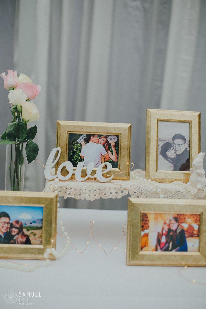 Wedding of Derek & Fiona by Rosette Designs & Co - 008