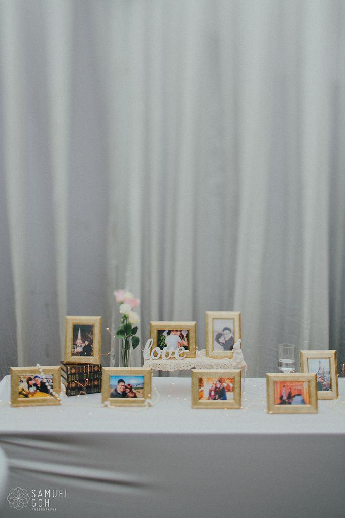 Wedding of Derek & Fiona by Rosette Designs & Co - 011
