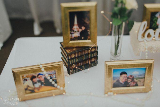 Wedding of Derek & Fiona by Rosette Designs & Co - 013