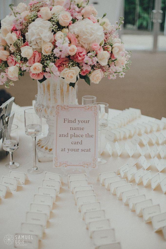 Wedding of Derek & Fiona by Rosette Designs & Co - 006