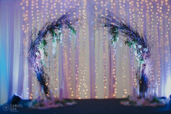 Wedding of Derek & Fiona by Rosette Designs & Co - 023