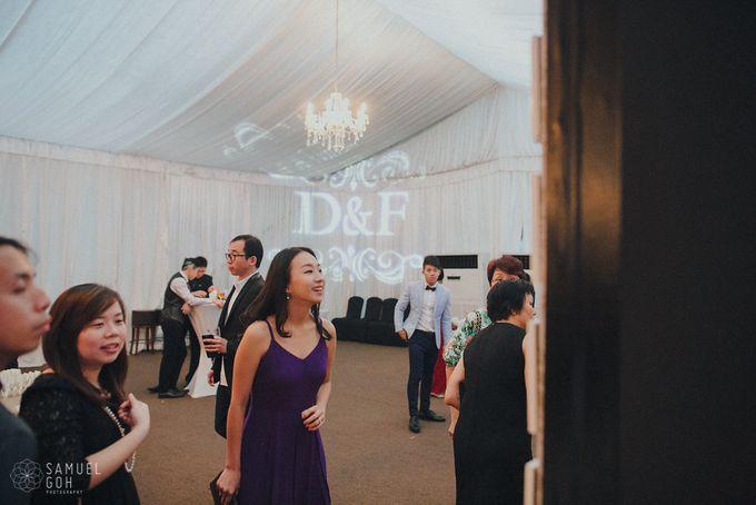 Wedding of Derek & Fiona by Rosette Designs & Co - 024