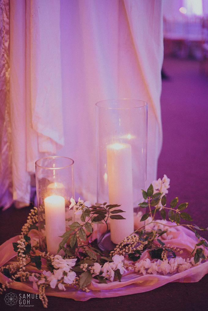 Wedding of Derek & Fiona by Rosette Designs & Co - 026