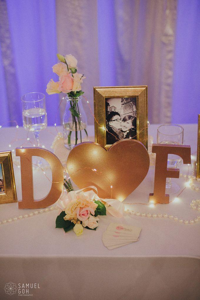 Wedding of Derek & Fiona by Rosette Designs & Co - 028