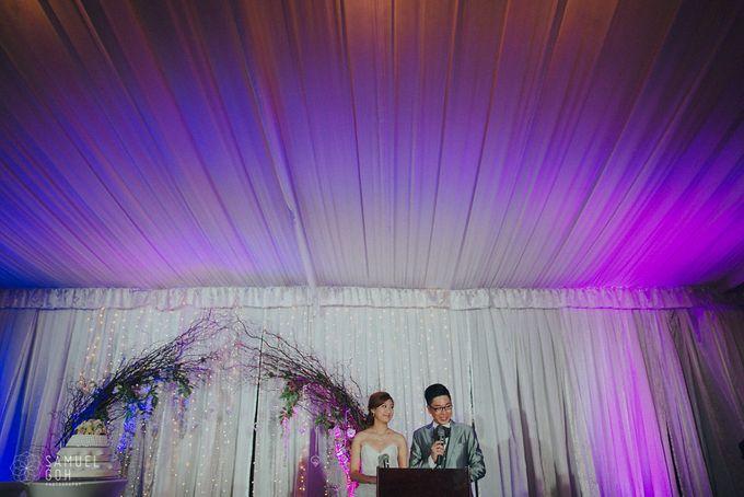 Wedding of Derek & Fiona by Rosette Designs & Co - 029