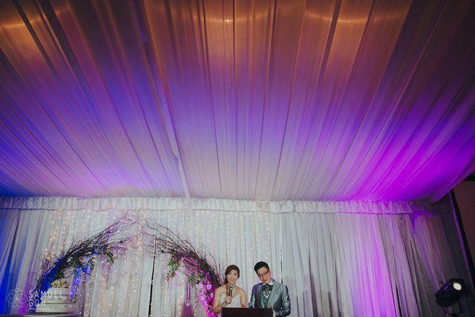 Wedding of Derek & Fiona by Rosette Designs & Co - 030