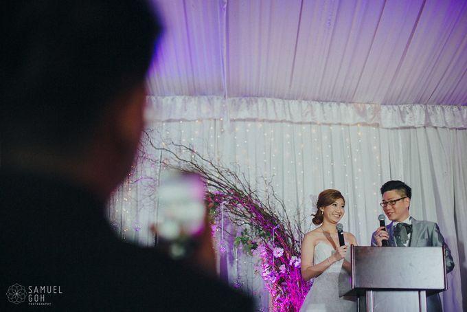 Wedding of Derek & Fiona by Rosette Designs & Co - 031