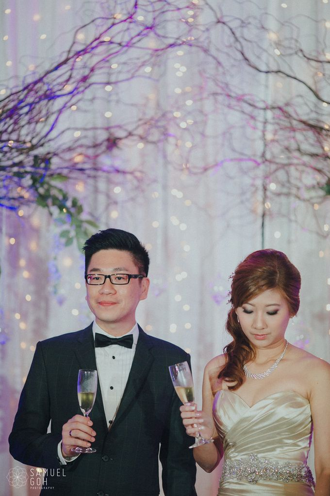 Wedding of Derek & Fiona by Rosette Designs & Co - 032