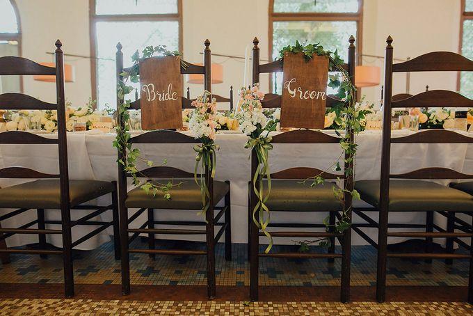 Wedding of Jolene and Matthew by Rosette Designs & Co - 008