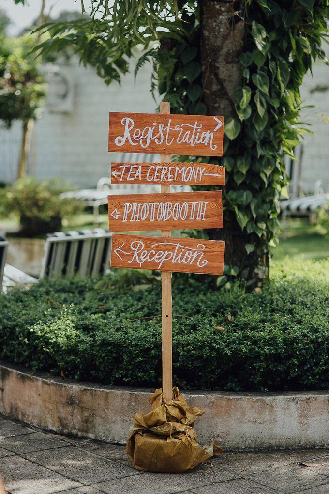 Wedding of Jolene and Matthew by Rosette Designs & Co - 012