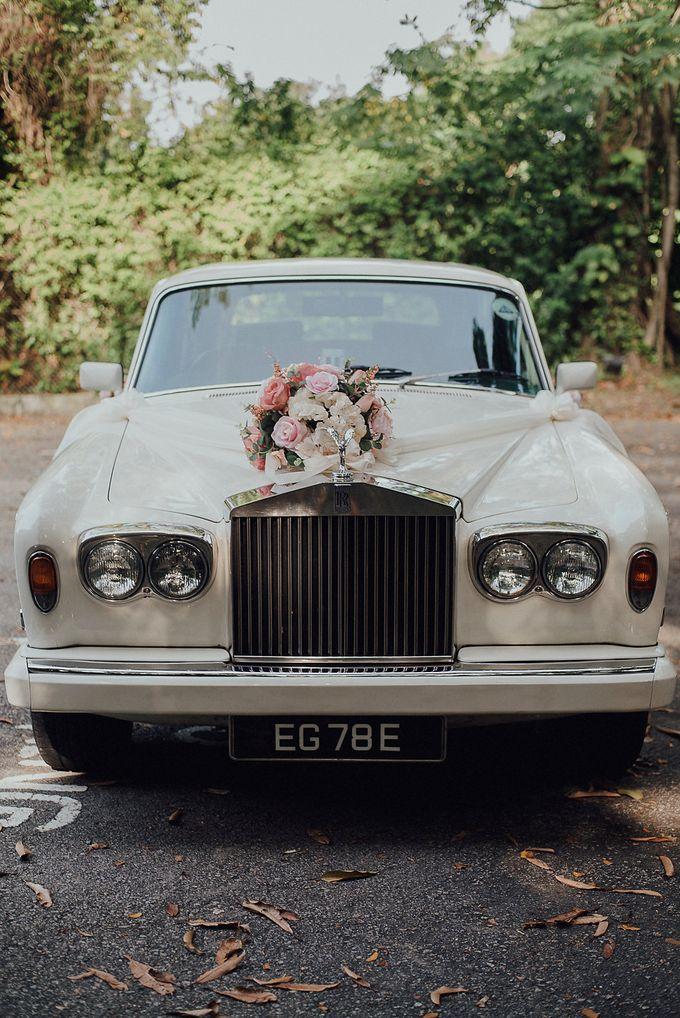 Wedding of Jolene and Matthew by Rosette Designs & Co - 001