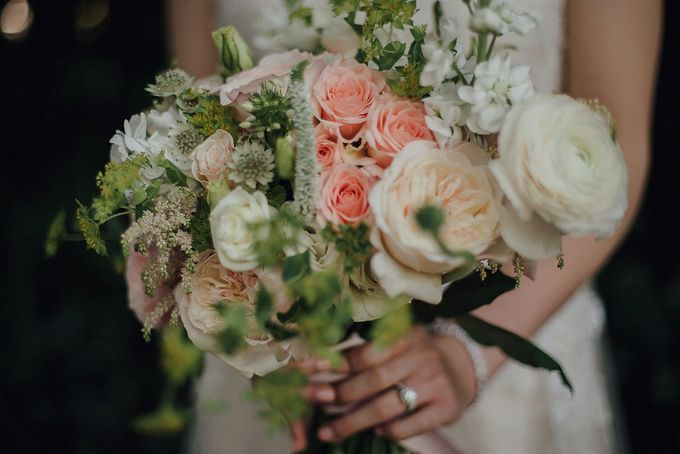 Wedding of Jolene and Matthew by Rosette Designs & Co - 002