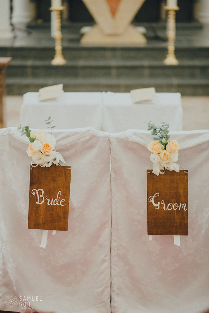 Wedding of Carl & Ling by Rosette Designs & Co - 001