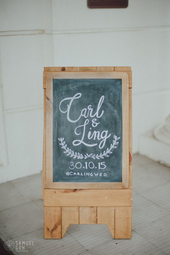 Wedding of Carl & Ling by Rosette Designs & Co - 004