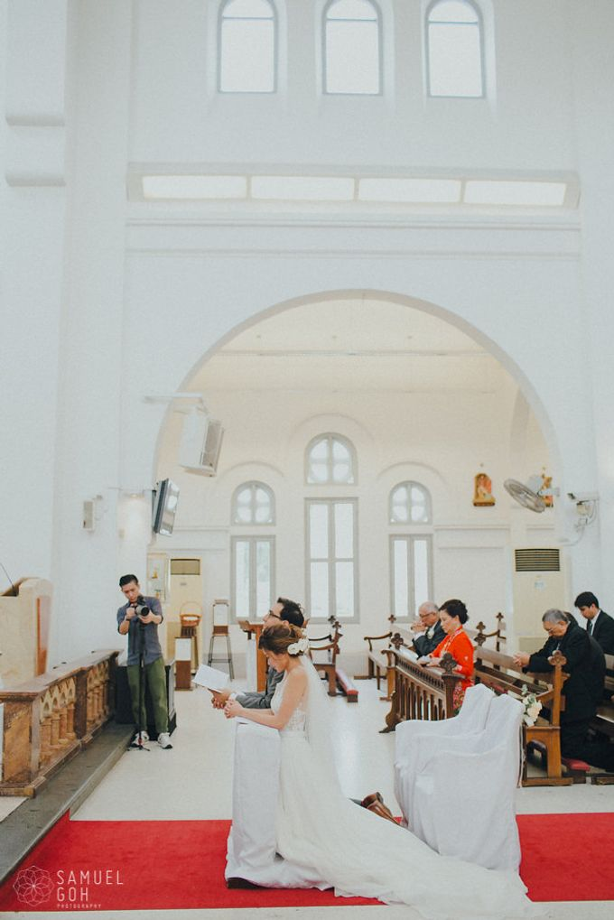 Wedding of Carl & Ling by Rosette Designs & Co - 005