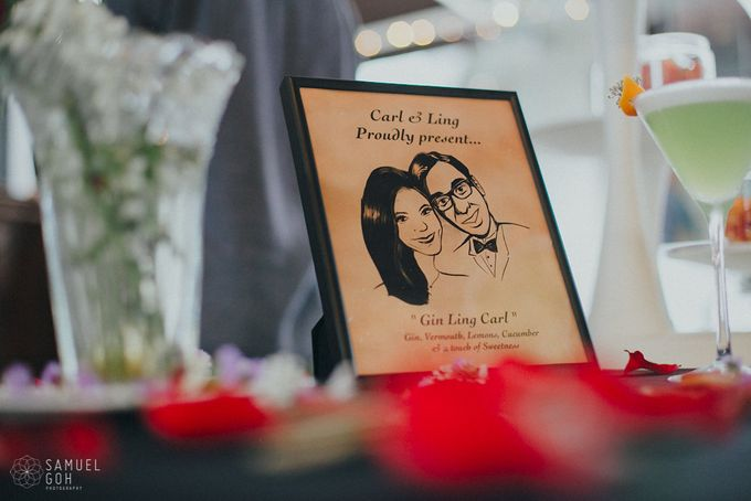 Wedding of Carl & Ling by Rosette Designs & Co - 020