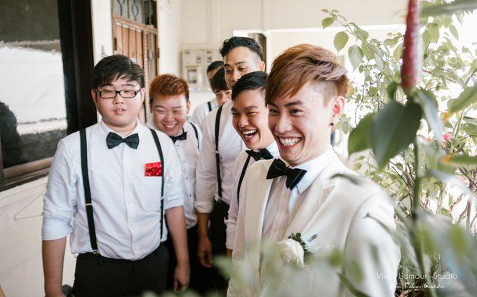 SamuelYuZhuang Actual Wedding Day by Majella's Studios - 015