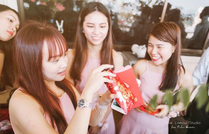 SamuelYuZhuang Actual Wedding Day by Majella's Studios - 016