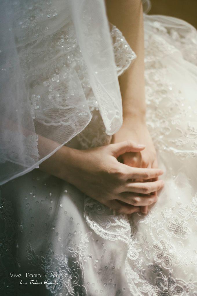 SamuelYuZhuang Actual Wedding Day by Majella's Studios - 008