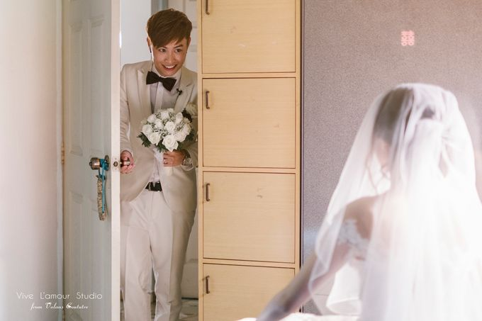 SamuelYuZhuang Actual Wedding Day by Majella's Studios - 017