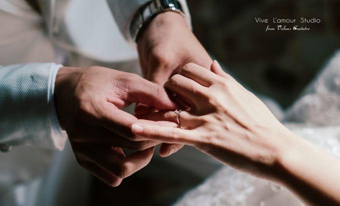 SamuelYuZhuang Actual Wedding Day by Majella's Studios - 019