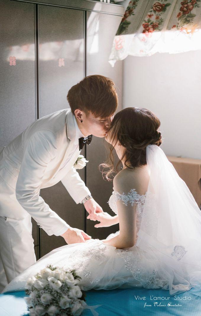 SamuelYuZhuang Actual Wedding Day by Majella's Studios - 020