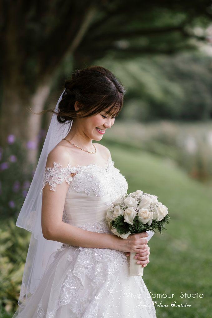 SamuelYuZhuang Actual Wedding Day by Majella's Studios - 002