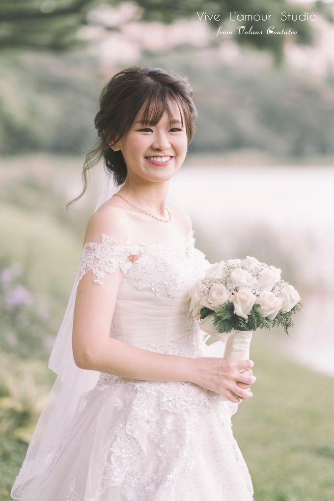 SamuelYuZhuang Actual Wedding Day by Majella's Studios - 026